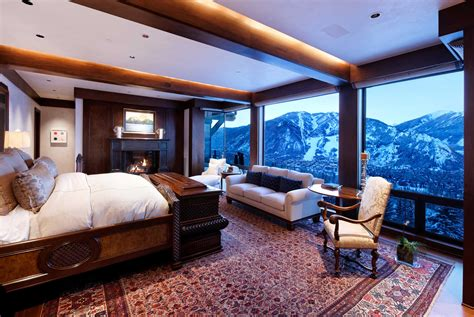 colorado rooms homes of colorado see aspen s summit house at the top of mountain listing price