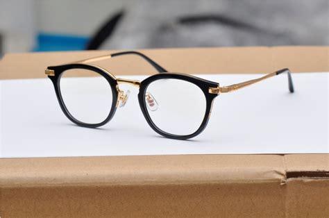 Frame Kacamata 26 jual original gentle frame kacamata rigo black gold golds jakarta eye centre