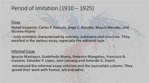 Philippine Literature In Essay by Philippine Literature Essay Drodgereport542 Web Fc2