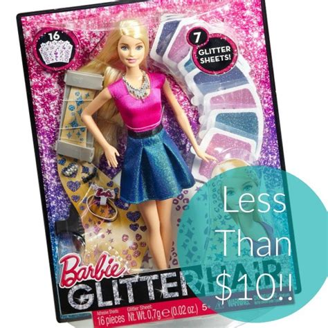 design doll cost barbie glitter hair design doll low price