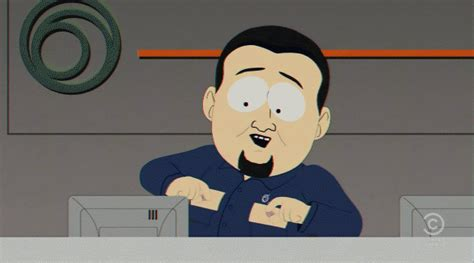 South Park Cable Company Meme - man gif find share on giphy
