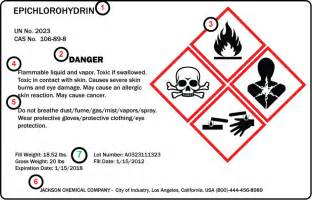 sle label template chemical labeling nicelabel
