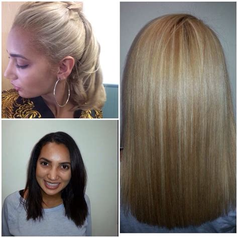 transformation brown to blonde my amazing brown to blonde transformation in just one