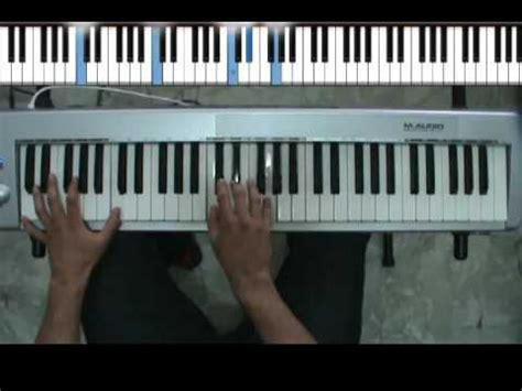 tutorial piano nada es imposible tutorial alex ubago sin miedo a nada piano version