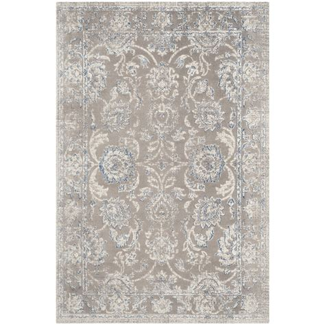 safavieh blue rug safavieh patina taupe blue area rug reviews wayfair ca