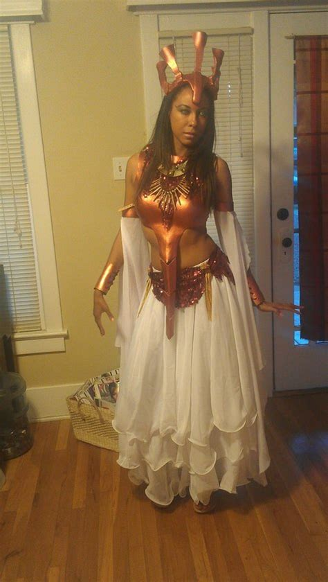 vampire costume akasha queen   damned sewing