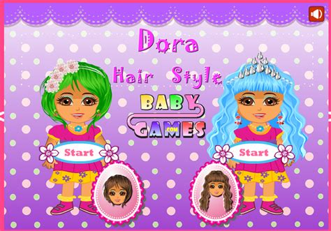 Dora Hairstyles Games | hairstyle games for free hairstyles wiki