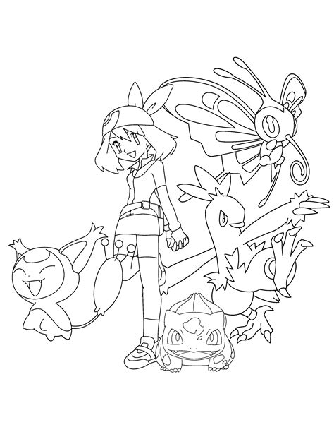 pokemon coloring pages skitty pokemon coloring pages pok 233 mon pinterest pokemon