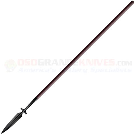 on spear cold steel maa winged spear battle spear 95mw
