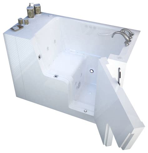ada compliant bathtubs 29 quot x53 quot walk in ada compliant bathtub contemporary