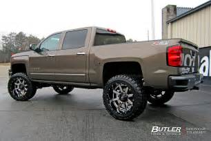 2015 chevy silverado with 22in fuel maverick wheels flickr