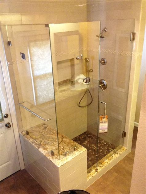 Glass Shower Guard by Complete Frameless Shower Door With 3 8 Quot Ultra White