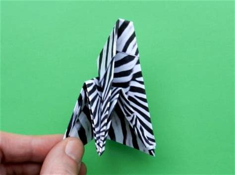 How To Make A Origami Zebra - origami zebra 28 images joost langeveld origami page