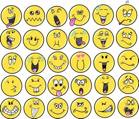 clipart faccine emoticons emotion icon vectors stock vector