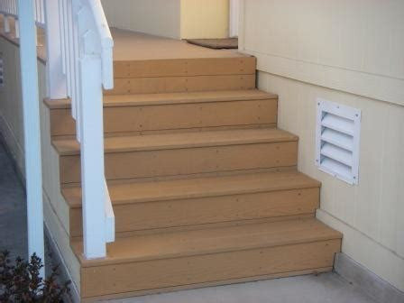 mobile home stairs studio design gallery best design
