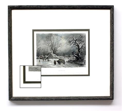 Frames And Matting by Framing Ideas