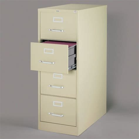4 Drawer Size File Cabinet by Hirsh Industries Llc 2500 Series 25 Quot 4 Drawer