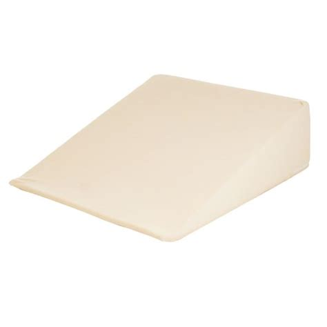 Wedge Pillow For Reflux by Home Wedge Acid Reflux Memory Foam Pillow