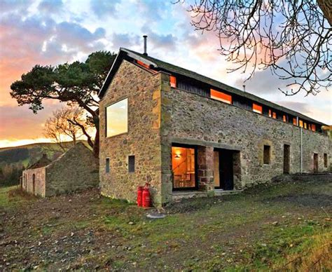 old stone highway house modern future forward design 7 gorgeous modern homes hidden inside stone ruins