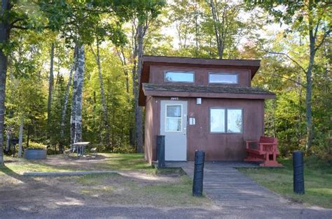 Michigan State Park Cabin Rentals by Mclain State Park Cground Updated 2016 Reviews