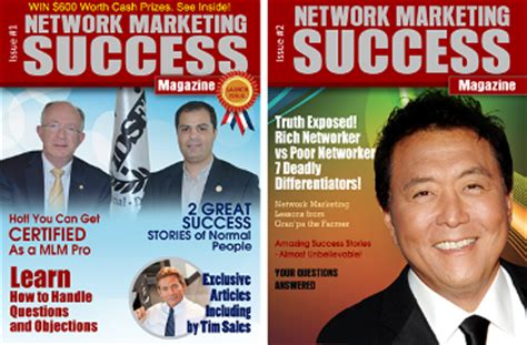 network marketing enthusiasts get on the move