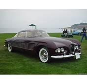 1953 Cadillac Series 62 Ghia Coupe  Supercarsnet