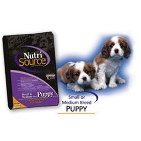 nutrisource small breed puppy nutrisource small medium breed puppy chicken rice formula pet supplies
