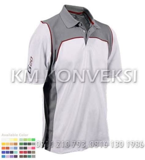 Jaket Kaos Olahraga Klo 390 konveksi seragam batik baju seragam gerak jalan