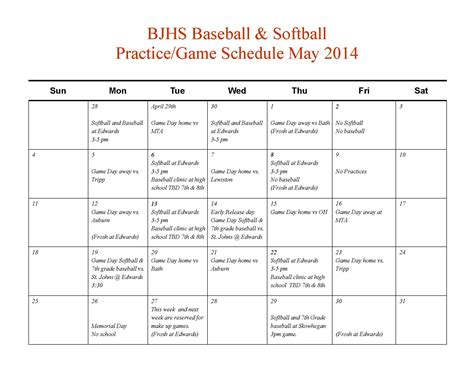 baseball practice plan templates search results