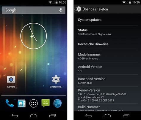 galaxy nexus where is the serial number android forums anleitung android 4 4 auf dem galaxy nexus installieren