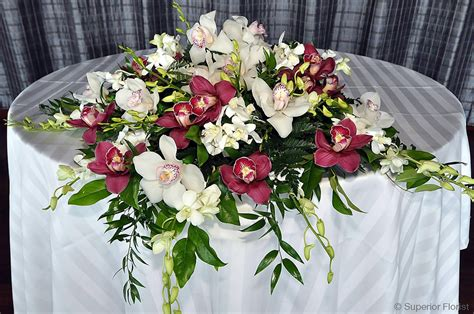 Heart Home Decor superior florist event florals sweetheart tables