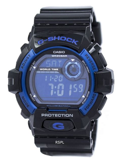 Casio G Shock G 8900 1d Original casio g shock g 8900a 1d g 8900a 1 mens