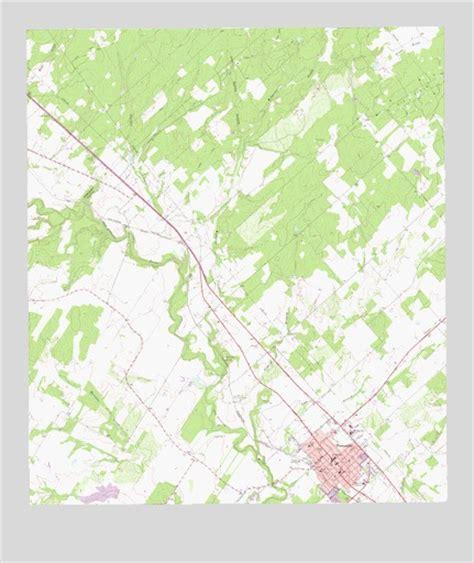 floresville texas map floresville tx topographic map topoquest