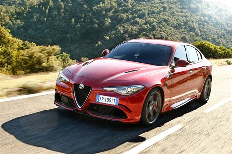 Topi Trucker Alfa Romeo White alfa romeo giulia quadrifoglio 2016 review by car magazine