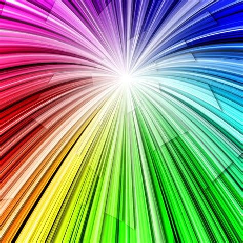 color burst wallpaper ipadflava