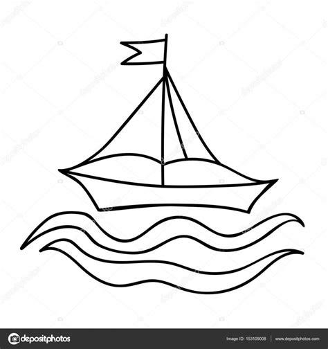 coloring conjuntos navio de linha preta para colorir o livro e o outro
