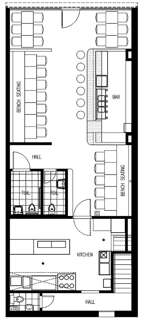 cafe floor plans 25 best ideas about restaurant plan on pinterest