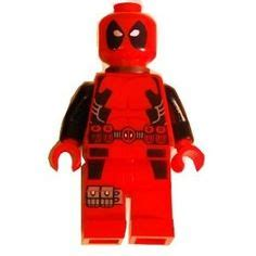 Lego Part Out O12 9pcs lego deadpool clipart clipground