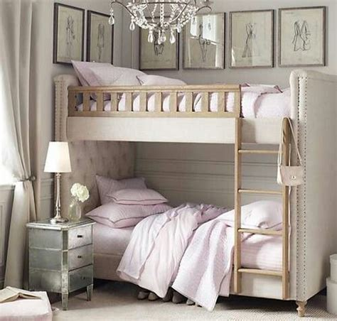 fancy bunk beds fancy girls bunk beds for the home pinterest