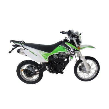 Jual Lu Led Motor Trail jual viar motor cross x 150 sepeda motor trail hijau