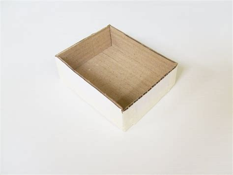 How To Make Paper Mache Boxes - paper mache box catchall 183 how to make a paper box