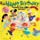 happy birthday walt disney mp3 download happy birthday and songs for every holiday by disneyland