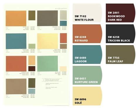 images  vintage color palettes  pinterest