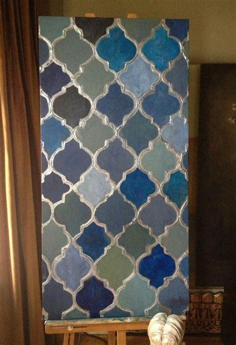moroccan style painting moroccan decor by thetrendingartstudio 140 00 jocy bedroom