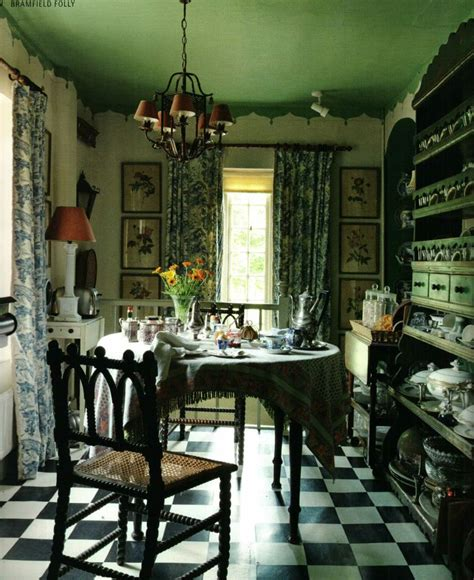 Black And White Toile Kitchen Curtains Checkered Interiors By Color 23 Interior Decorating Ideas