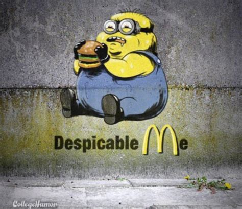Dispicable Me Memes - despicable supersize me despicable me know your meme