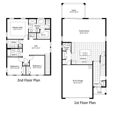 laurel floor plan laurel home design lindsford fort myers