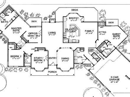 5 bedroom country house plans 5 bedroom house with pool 5 bedroom house floor plans