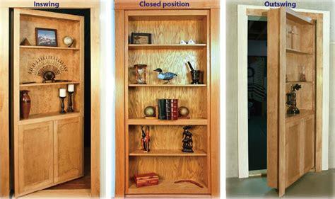 hidden bookcase door kit hidden bookcase doors cs hardware blog