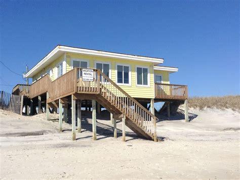 surf city cottages surf city cottage oceanfront pet friendly